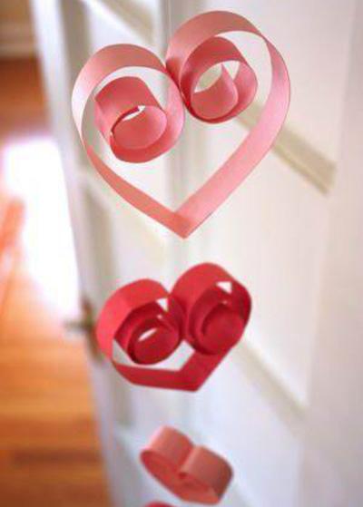 гирлянды на день святого Валентина 1