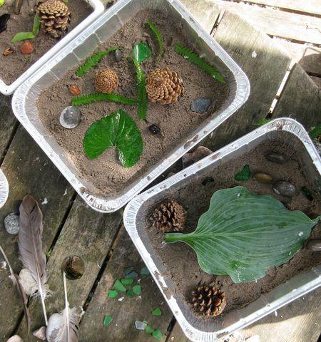 Поделки для сада своими руками с пошаговыми фото 1