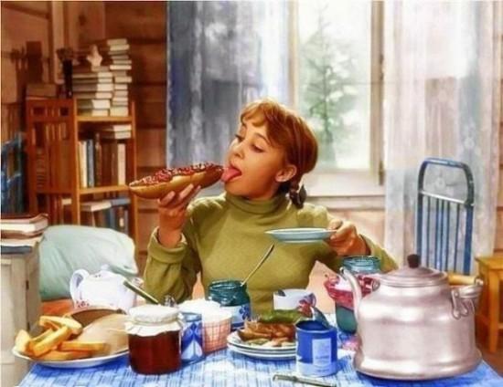 Как быстро поправиться в домашних условиях