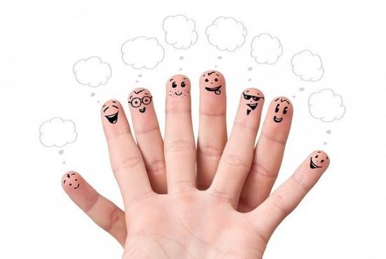 Пальчиковая гимнастика пальчики здороваются в стихах