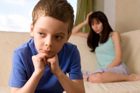 если ребенок от предыдущего брака